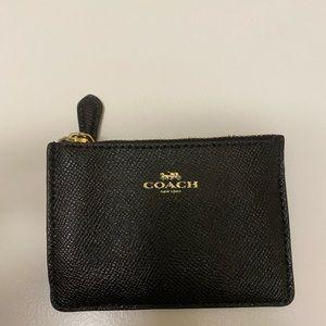 Coach coin wallet wristlet